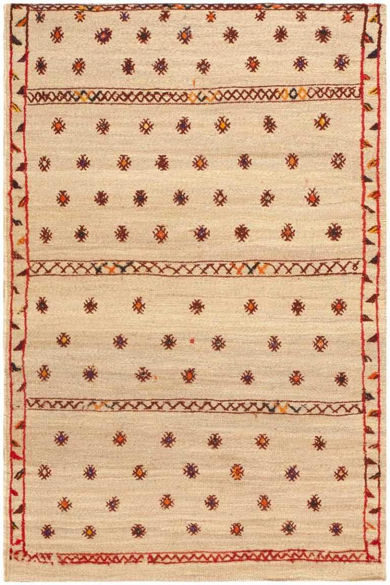 Vintage Moroccan Rug 46627 Detail/Large View