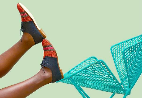 Ten & Co Moroccan Rug Shoes - Nazmiyal