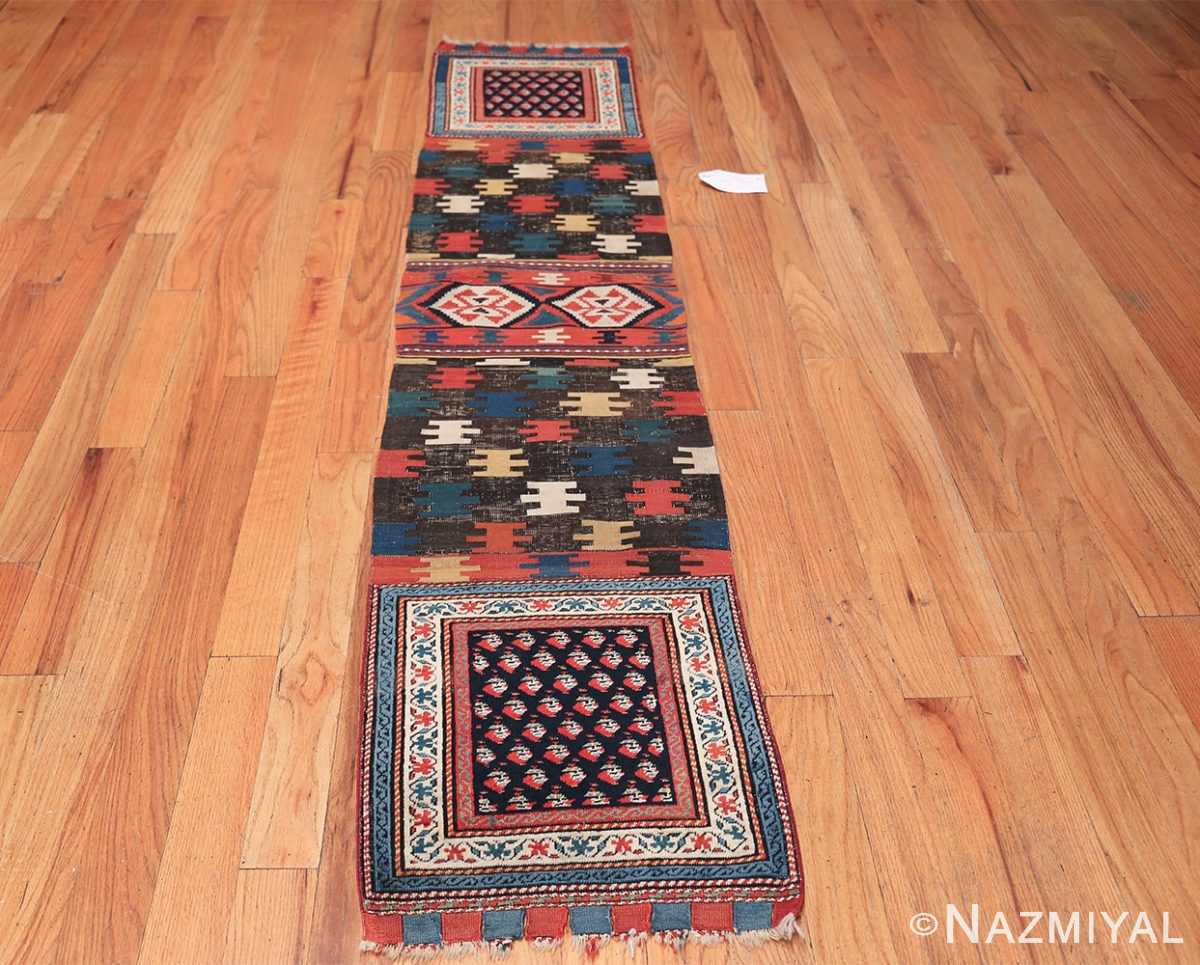 Antique Caucasian Shirvan Rug 44502 Whole Design Nazmiyal