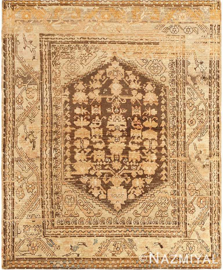 Antique Turkish Kula Rug #46250 by Nazmiyal Antique Rugs