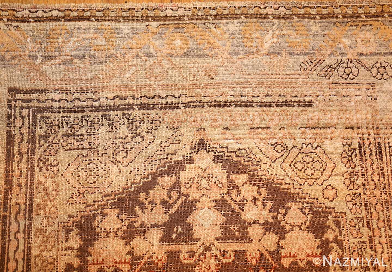antique turkish kula rug 46250 top Nazmiyal