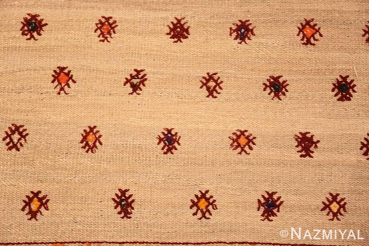Background Vintage Moroccan rug 46627 by Nazmiyal