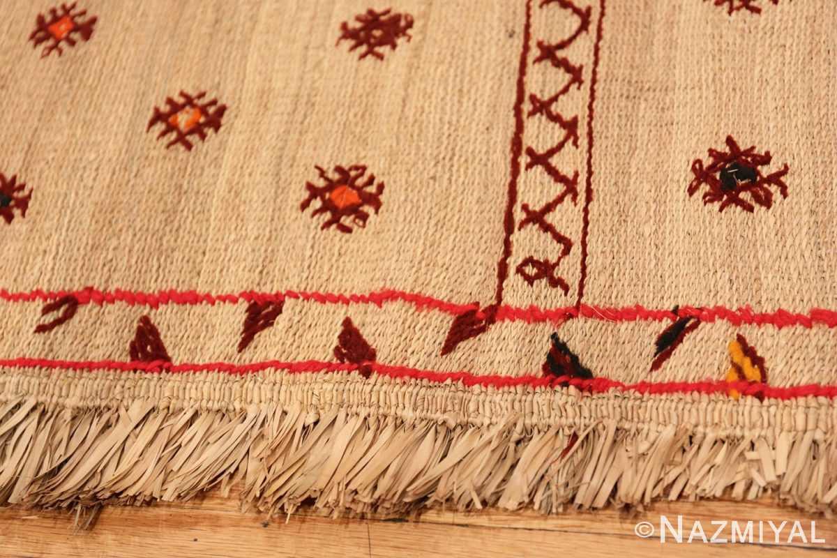 Border Vintage Moroccan rug 46627 by Nazmiyal
