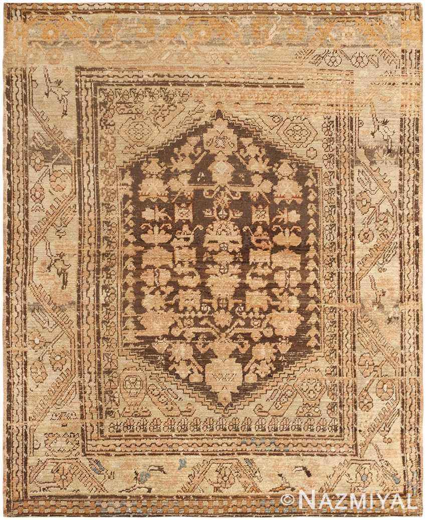Antique Turkish Kula Rug 46250 Detail/Large View