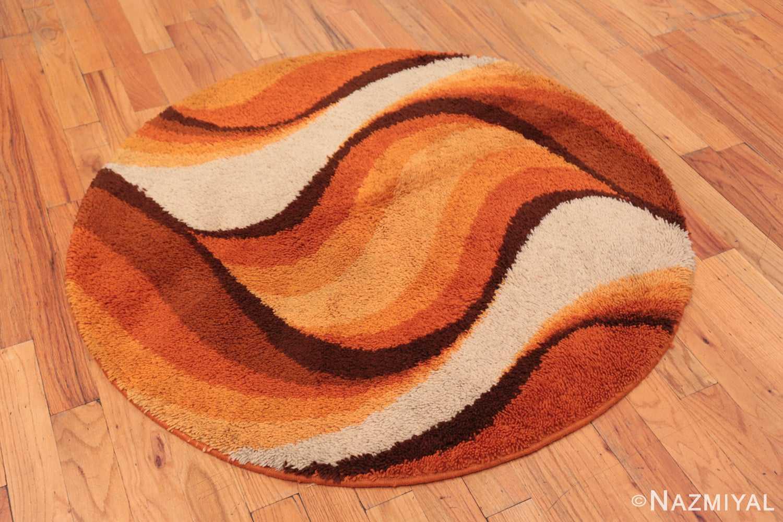 Deco Round Rug By Verner Panton 46612