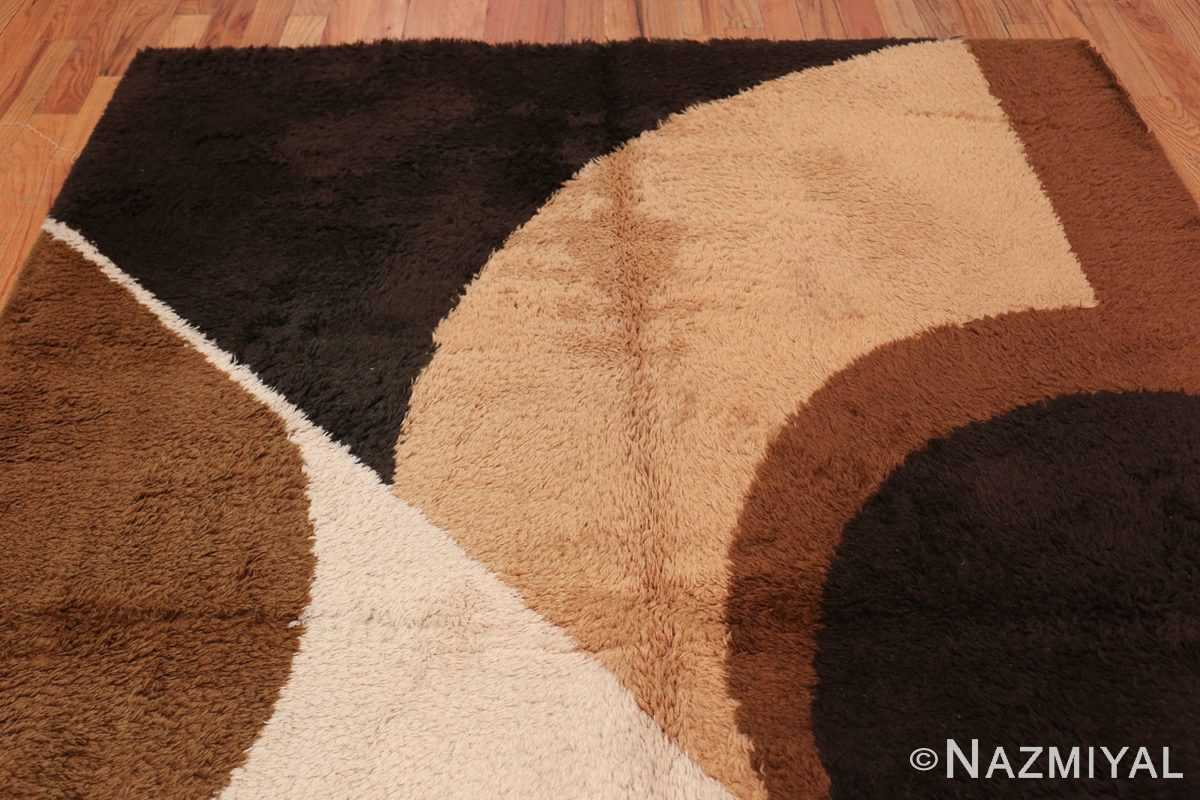 Vintage Swedish Rug 46601 Top Design Nazmiyal