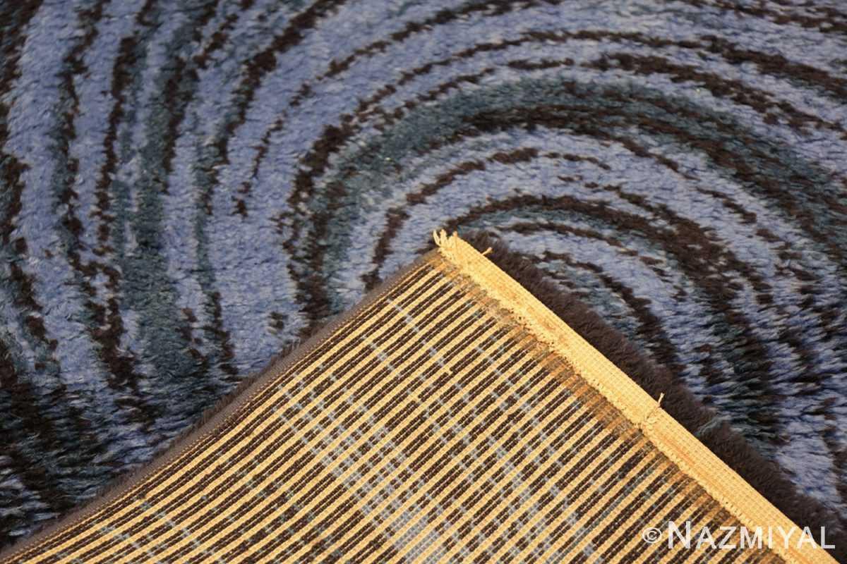 Weave vintage Swedish deco rug 46616 by Nazmiyal