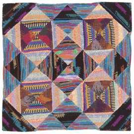 Vintage Missoni Textile Art 46674 Large Image
