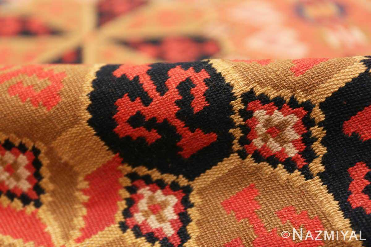 Pile small Vintage Swedish Kilim Scatter 46676 by Nazmiyal