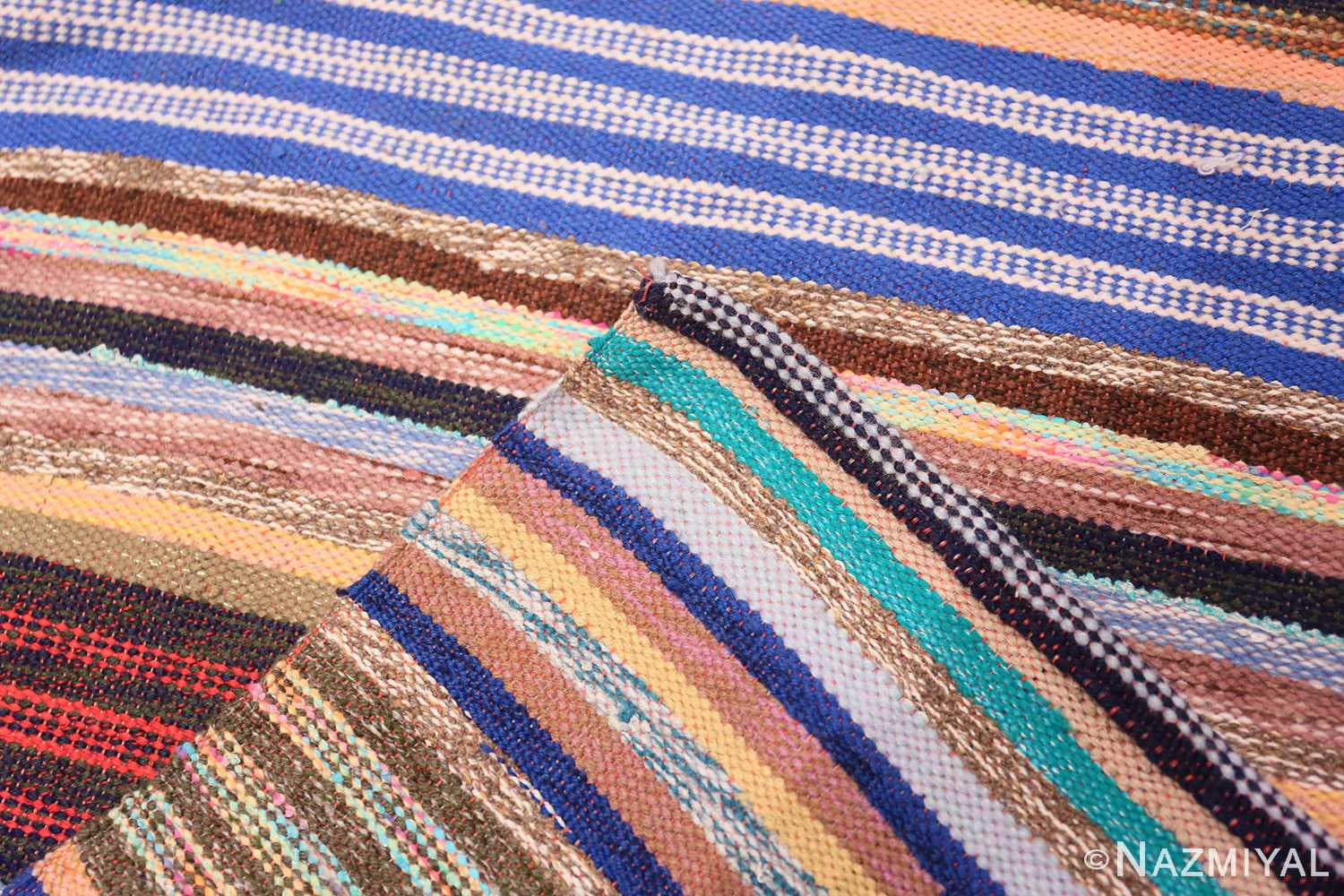 Swedish Rag Rugs Vintage Scandinavian
