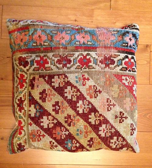 Antique Persian Ganjeh Rug - Nazmiyal