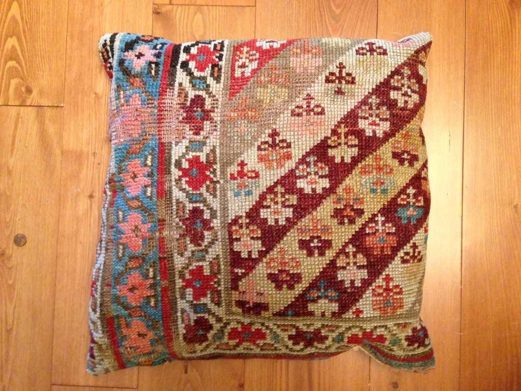 Mr. Pratt's First Rug, Purchased from Jason Nazmiyal