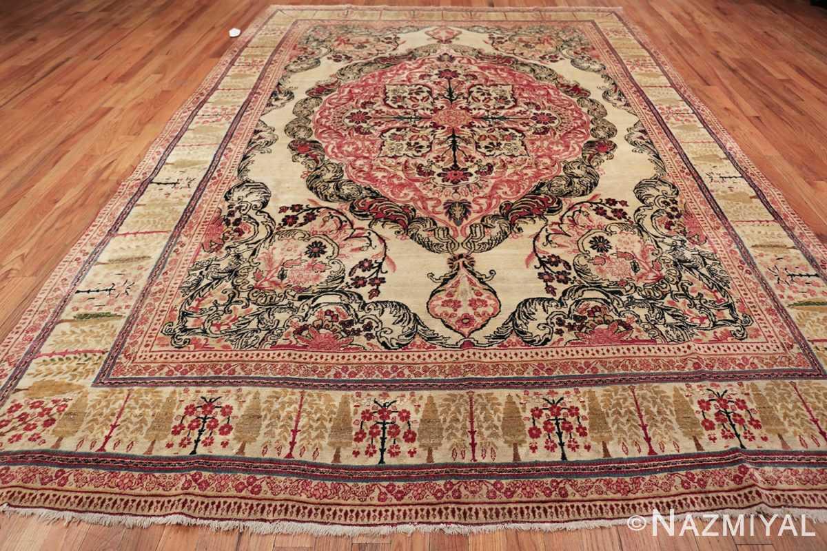 antique persian kerman rug 46655 whole Nazmiyal