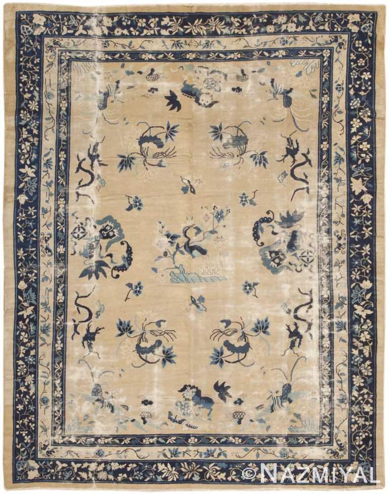 Antique Chinese Rug 46731 Large Image