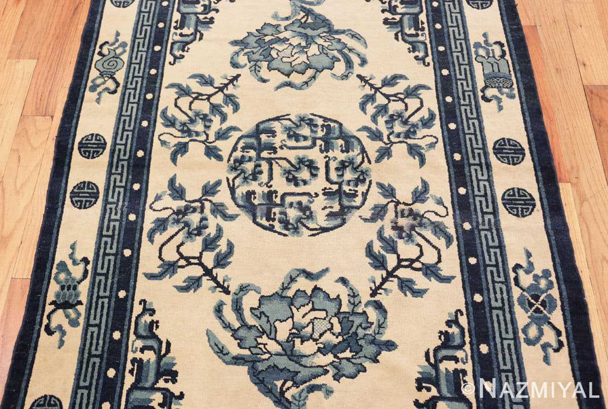 Field Antique Chinese rug 46742 by Nazmiyal