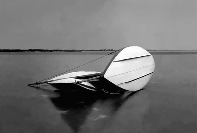 Fullerton Exhibition Boat Photograph Nazmiyal