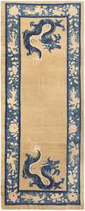 Antique Chinese Rug 46818 Nazmiyal