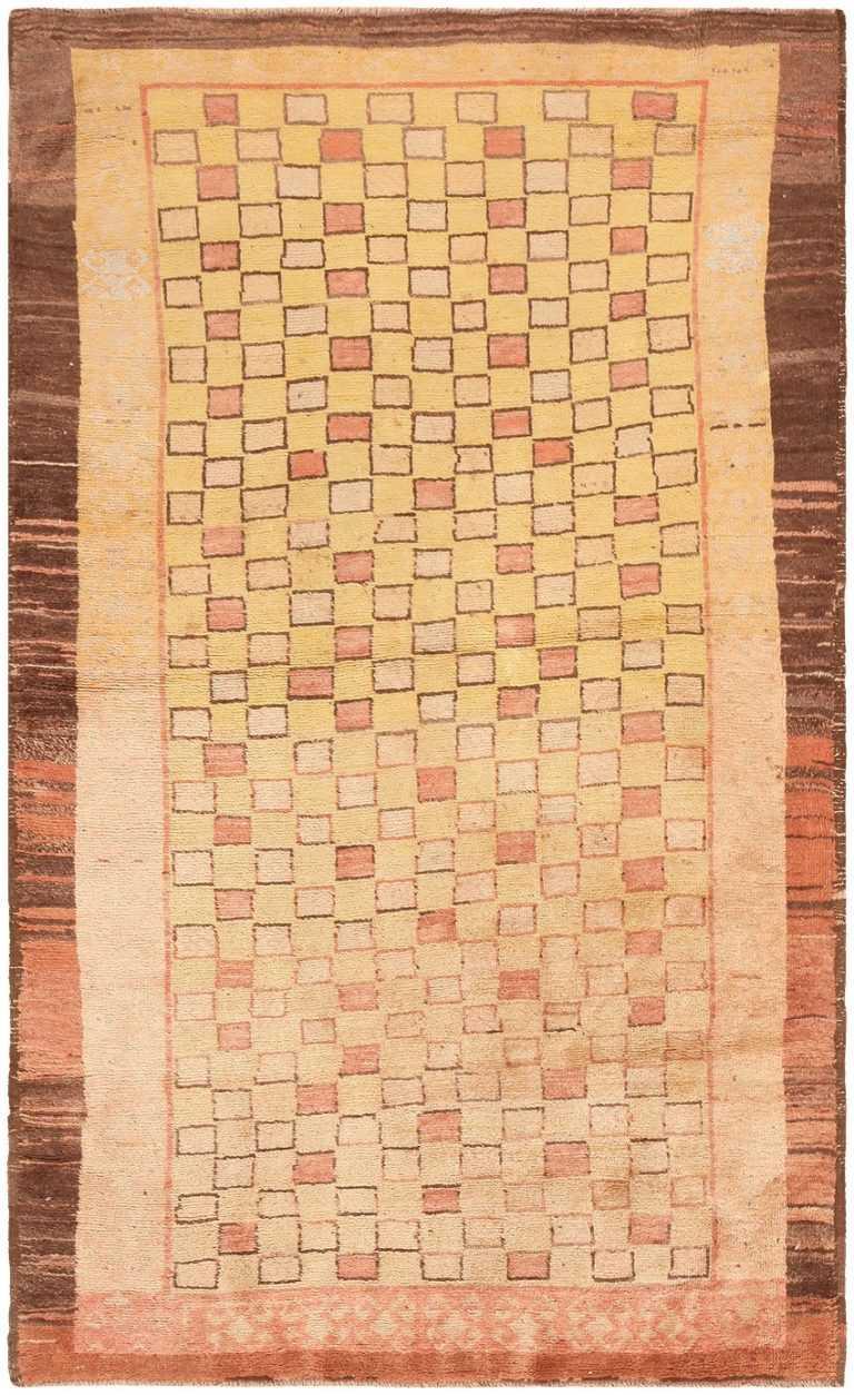 Vintage Turkish Rug 46815 Nazmiyal