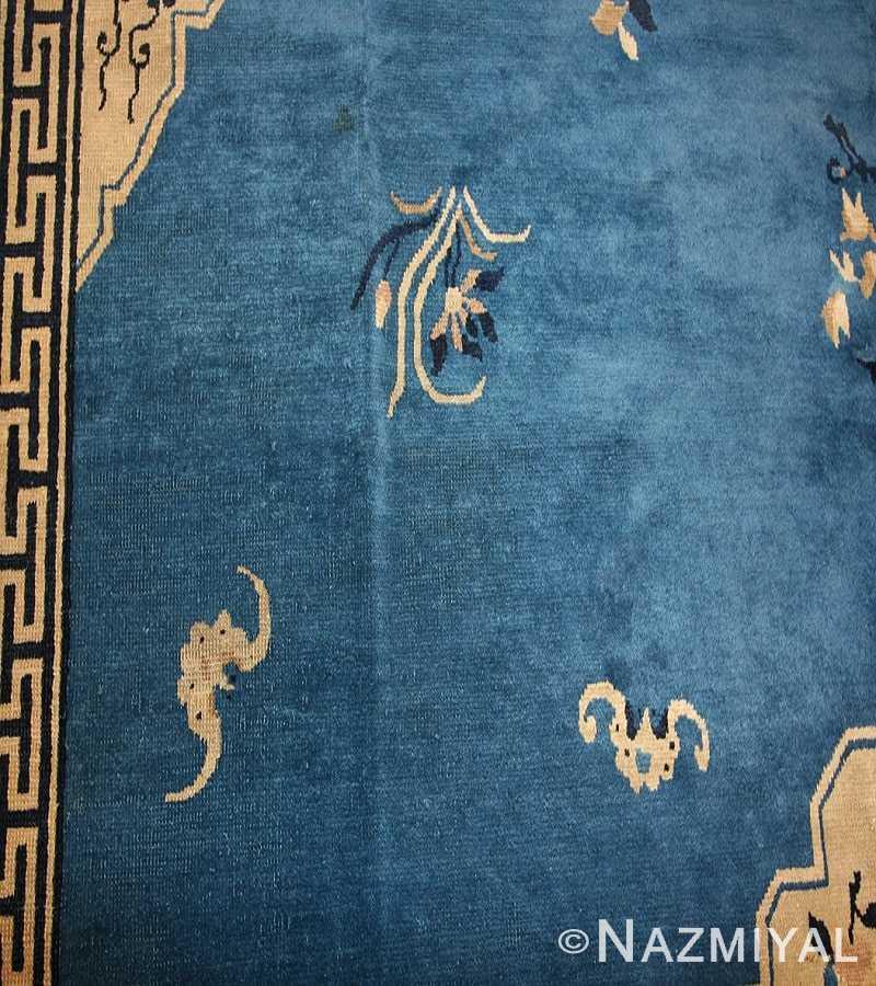 Antique Chinese Rug 46820 field Nazmiyal