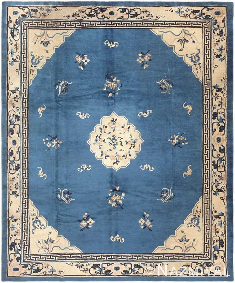 Antique Chinese Rug 46820 Nazmiyal