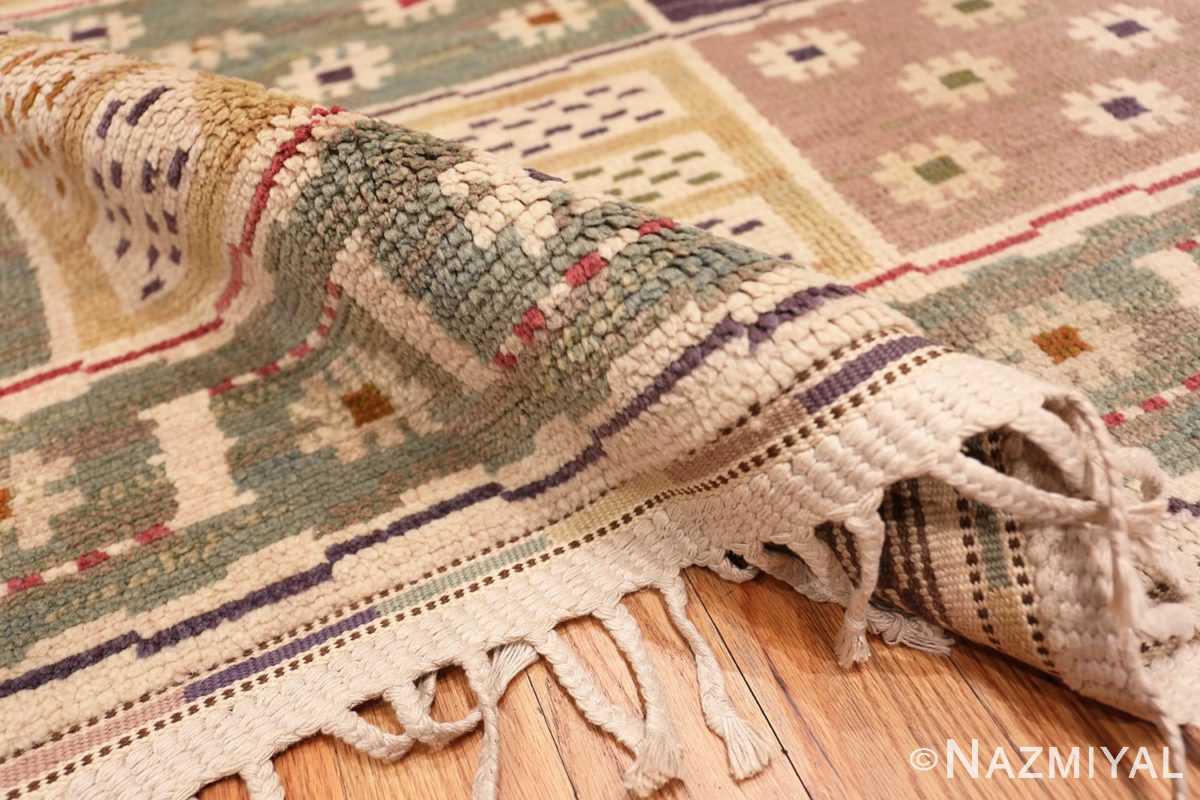 Pile Vintage pile Scandinavian rug by Marta Maas 46896 Nazmiyal