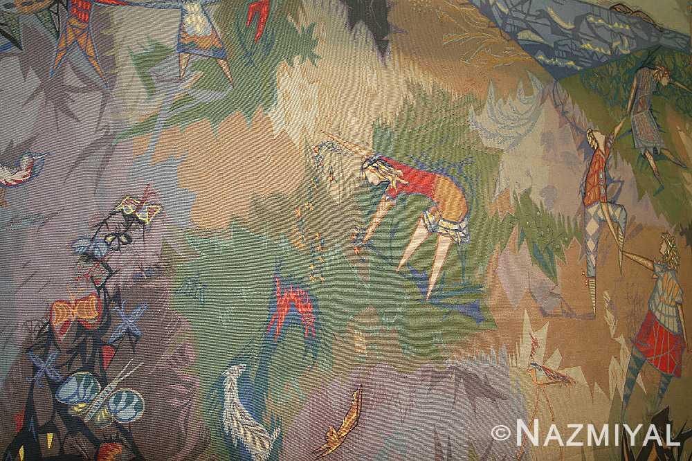pinton freres gynning tapestry mid summer dance 46889 cat Nazmiyal