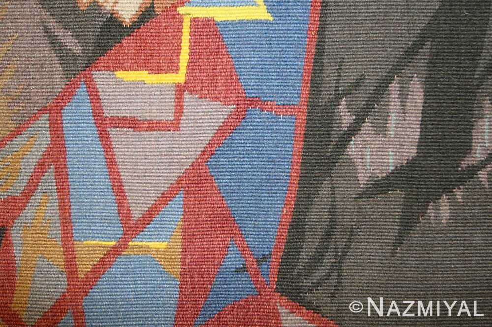 pinton freres gynning tapestry mid summer dance 46889 cubism Nazmiyal