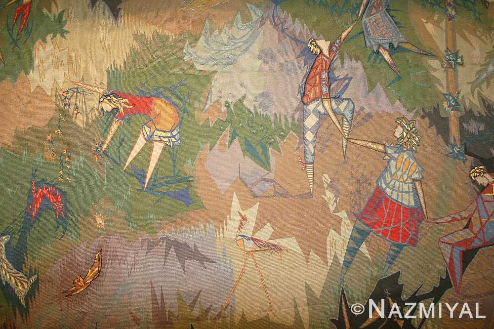 pinton freres gynning tapestry mid summer dance 46889 dance bottom Nazmiyal