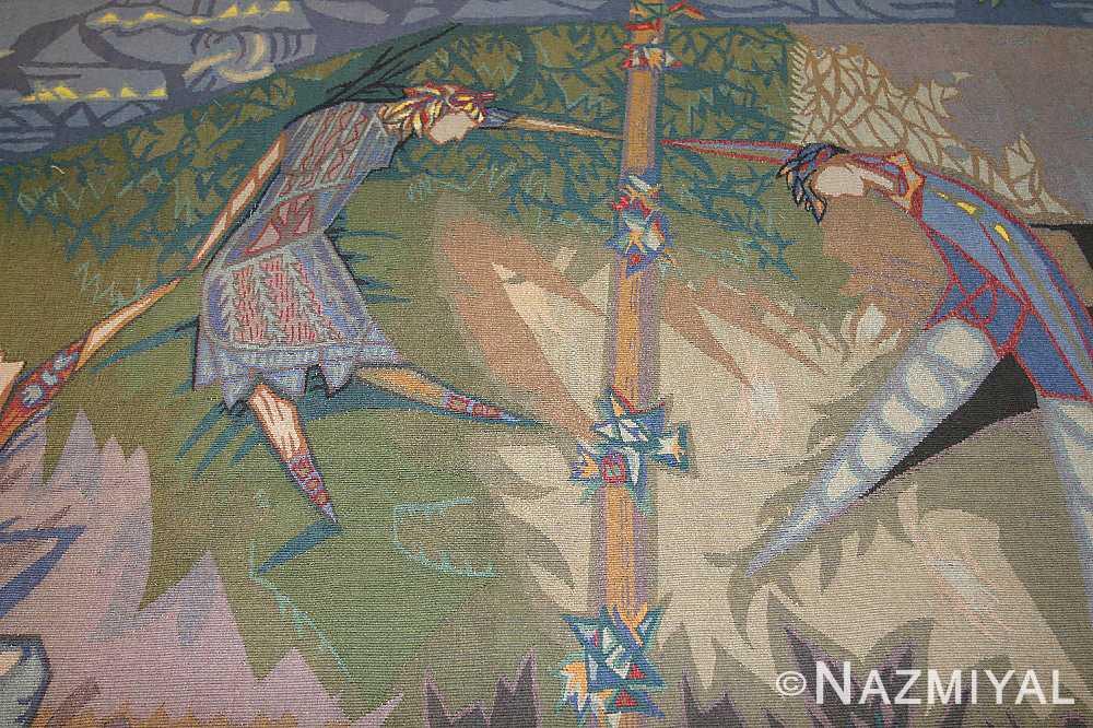 pinton freres gynning tapestry mid summer dance 46889 dance top Nazmiyal