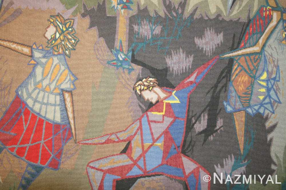 pinton freres gynning tapestry mid summer dance 46889 lovers Nazmiyal