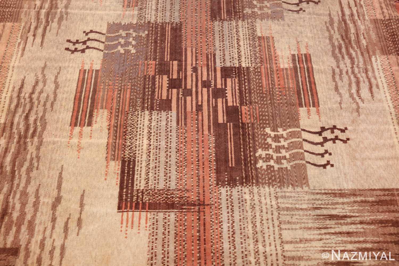 vintage french art deco carpet 46878 middle Nazmiyal