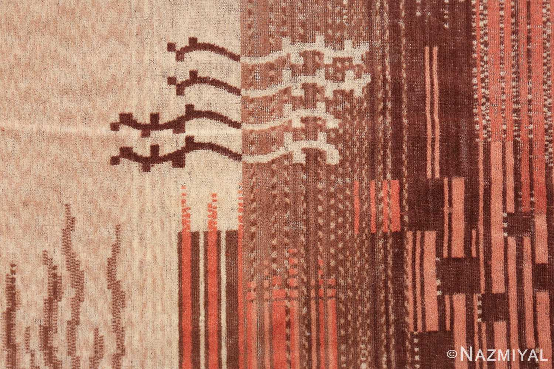 vintage french art deco carpet 46878 pattern Nazmiyal