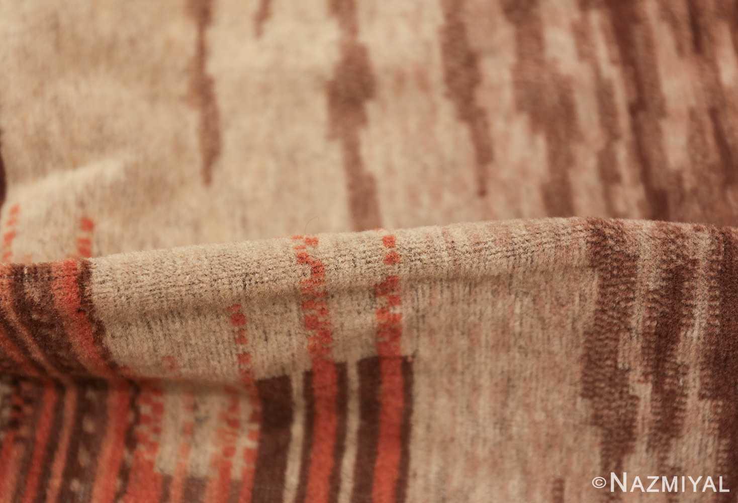 vintage french art deco carpet 46878 pile Nazmiyal
