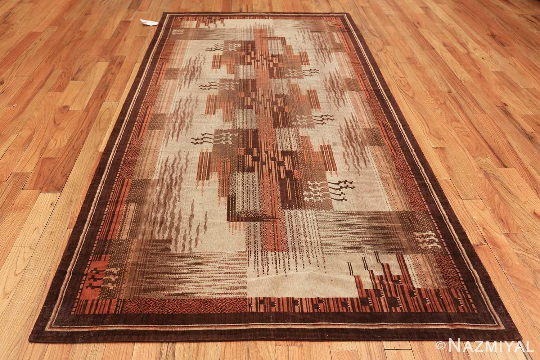 vintage french art deco carpet 46878 whole Nazmiyal