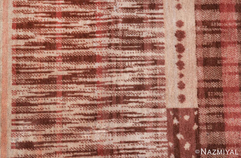 vintage french art deco rug 46876 pattern Nazmiyal