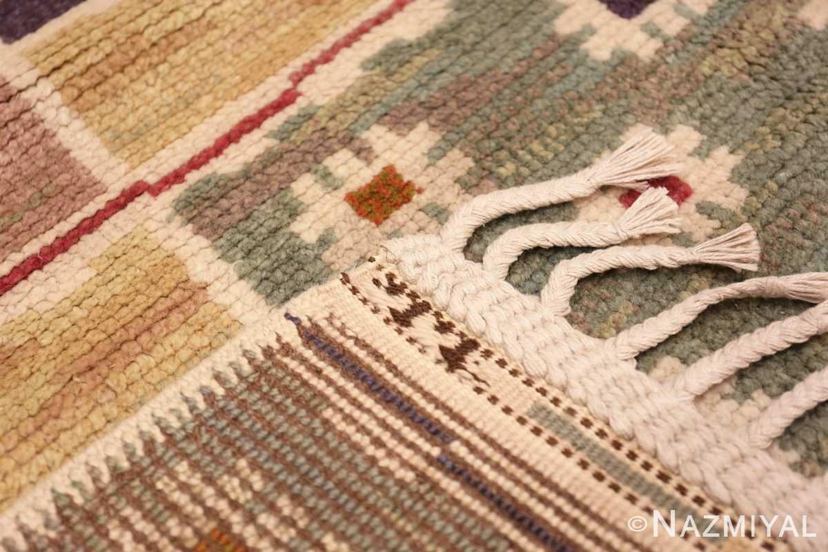 Weave Vintage pile Scandinavian rug by Marta Maas 46896 Nazmiyal
