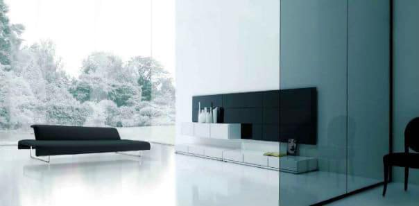 Minimalist Interiors by Nazmiyal