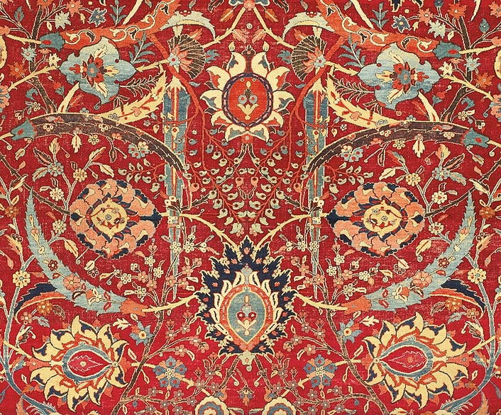 Most Expensive Rug Sold Expensive Rugs Persian Vase Carpet