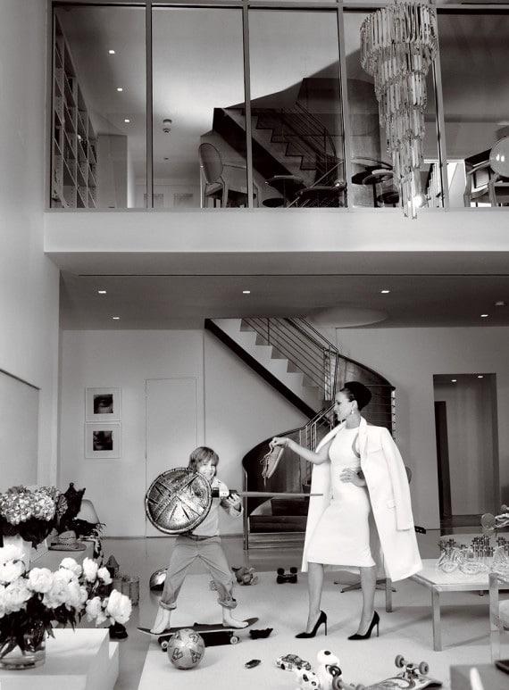 Sarah Jessica Parker Vogue Home Interiors NYC Nazmiyal