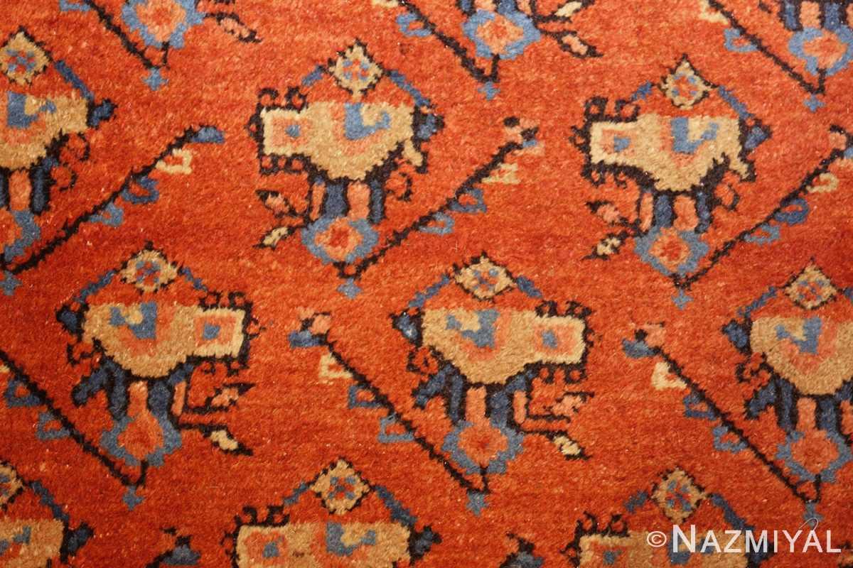 antique khotan rug 46826 field Nazmiyal