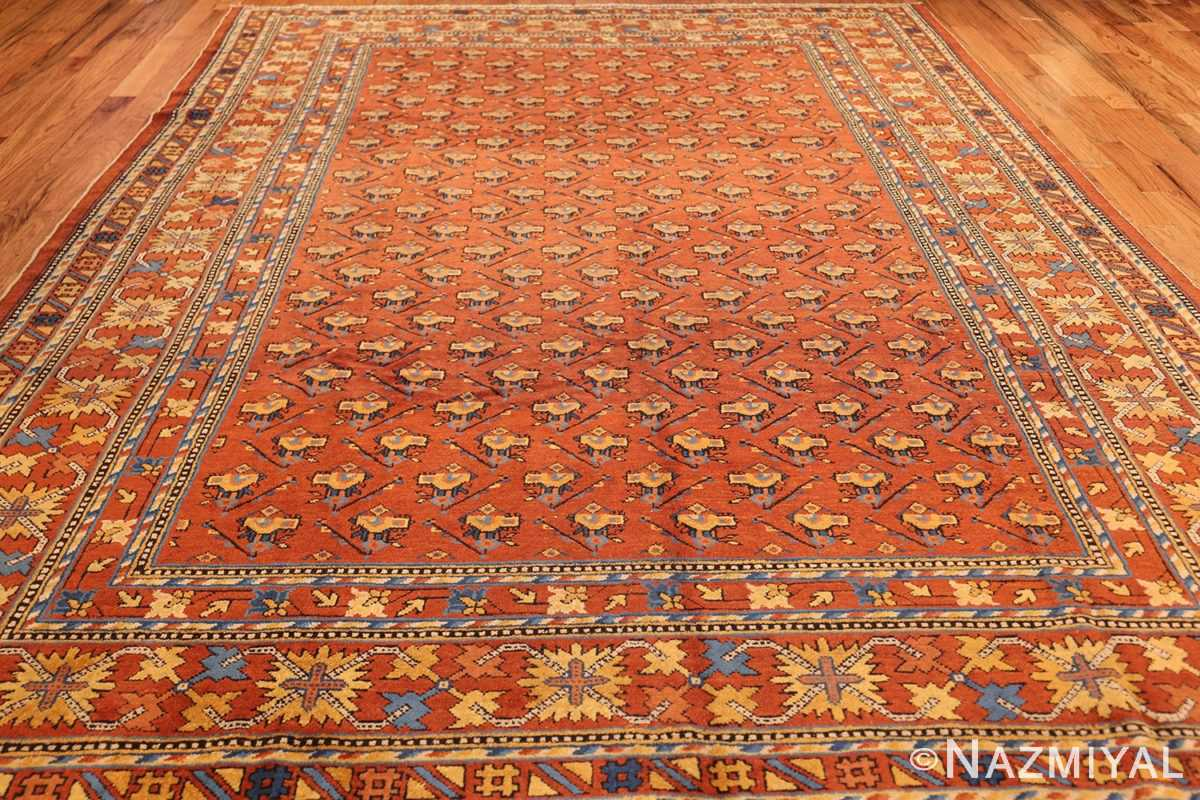 antique khotan rug 46826 full Nazmiyal