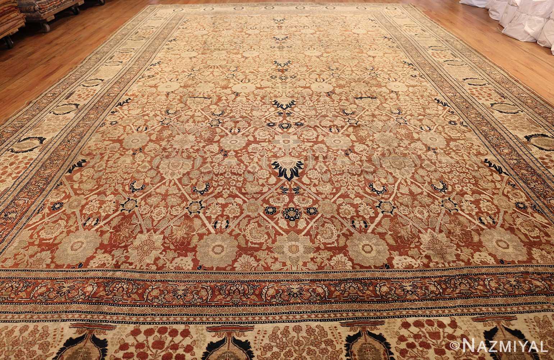 antique persian haji jalili tabriz carpet 46807 whole Nazmiyal
