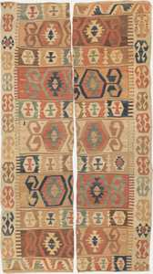 Antique Kilim Carpets 699 Detail/Large View
