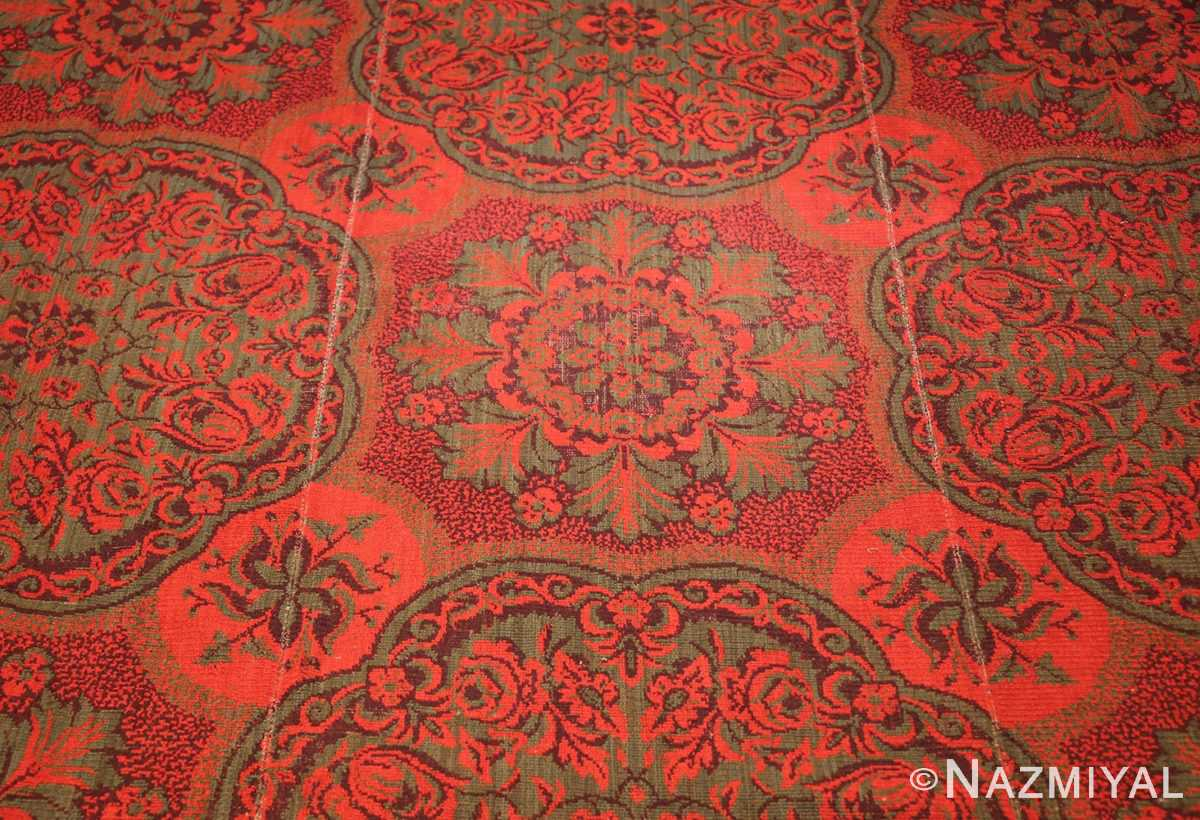 antique arts and crafts english wilton carpet 42374 middle Nazmiyal