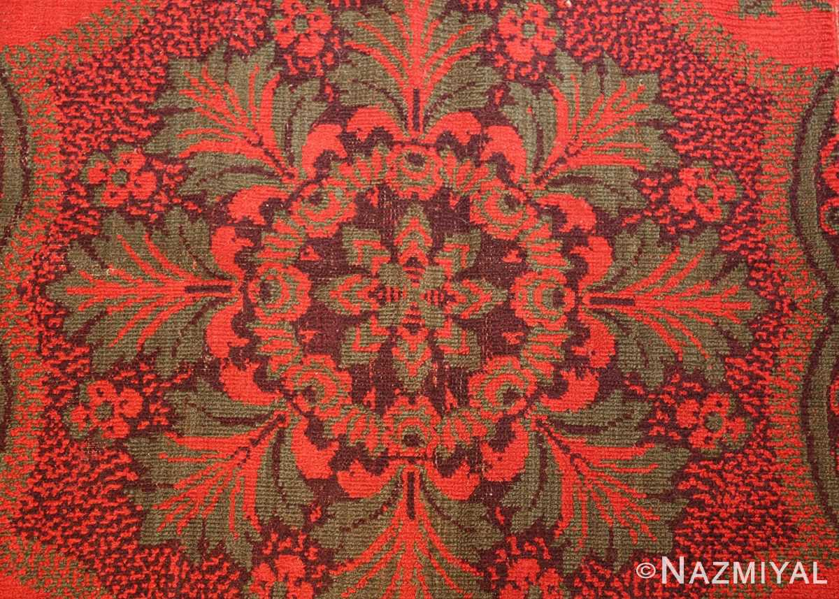 antique arts and crafts english wilton carpet 42374 star Nazmiyal