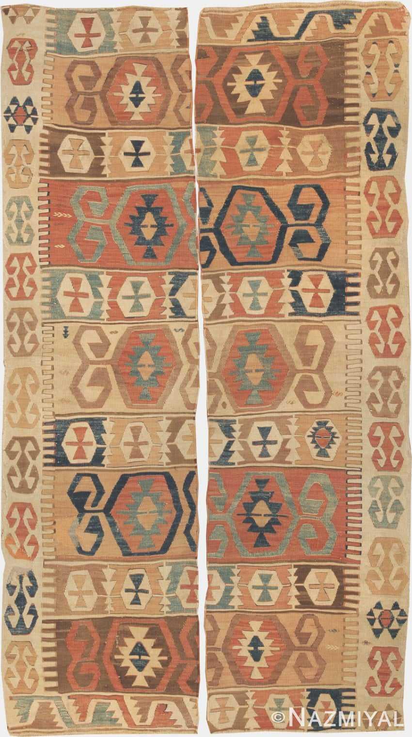 Antique Kilim Carpets 699 Detail/Large View