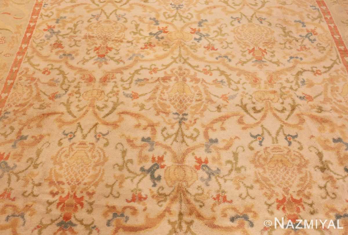 Background Vintage Spanish rug 46975 by Nazmiyal