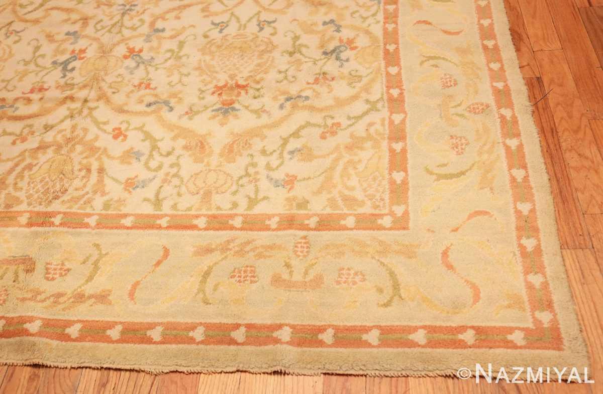 Corner Vintage Spanish rug 46975 by Nazmiyal