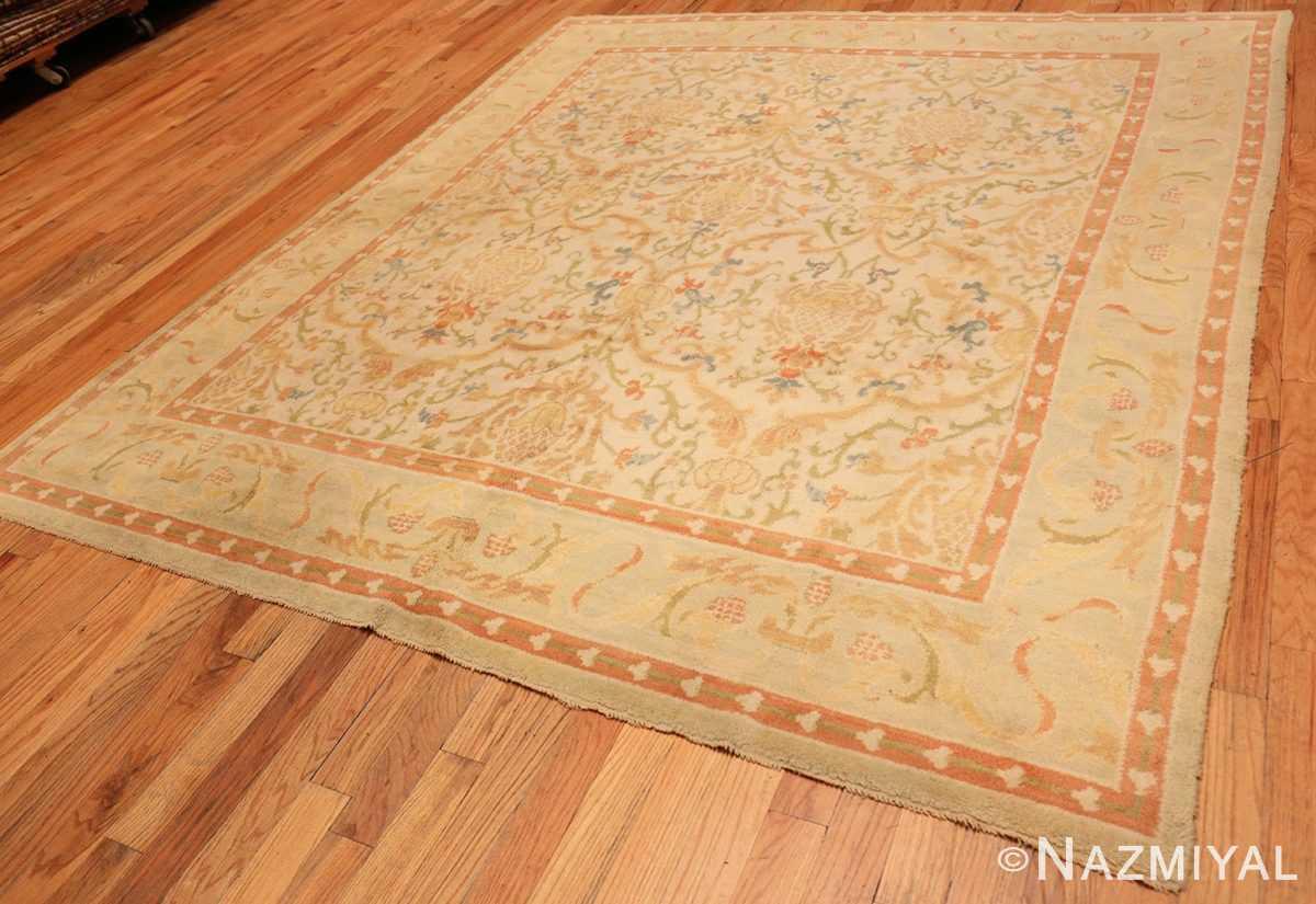 Full Vintage Spanish rug 46975 by Nazmiyal