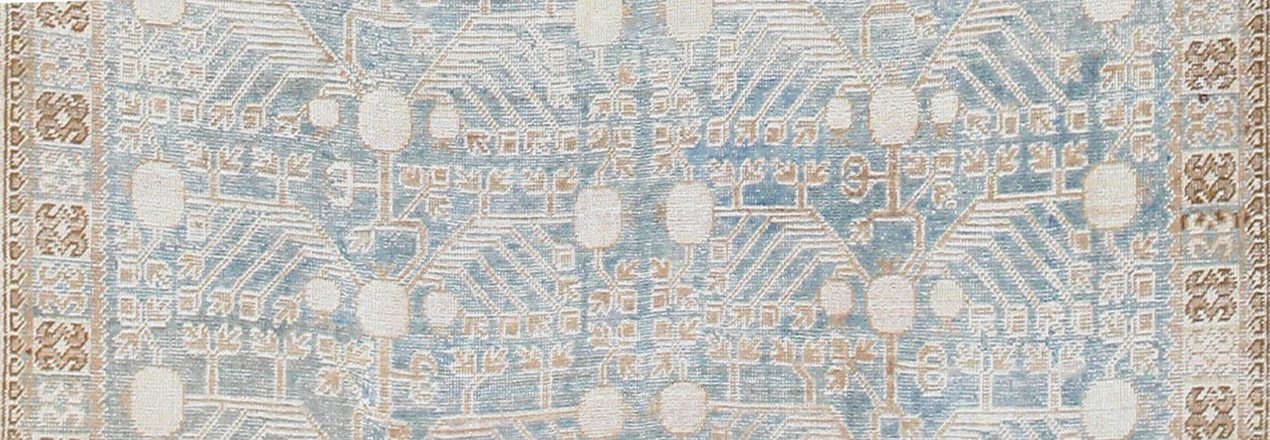 Antique Khotan Rugs Nazmiyal